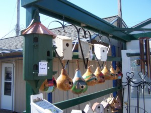 birdhouse gourds
