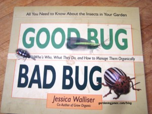 preventing bad bug damage with good bug use