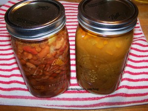 home canned soup
