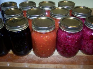 home canning is easy