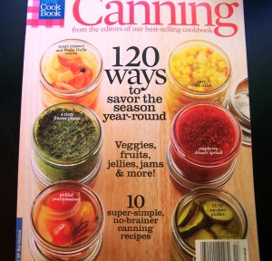 Better Homes and Gardens Canning Issue