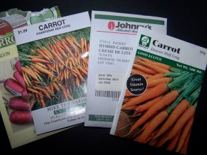 short and long season varieties