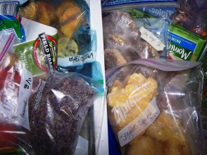 date your frozen foods