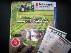 Johnny's Select seeds