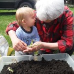 Gardening Jones looks at the benefits of gardening with kids.