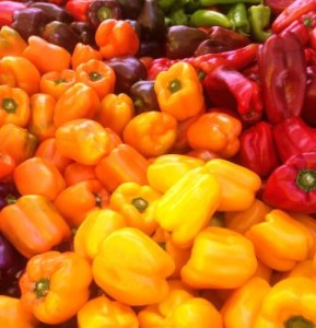 What's your favorite bell pepper? Gardening Jones takes a look at a few different ones to try.